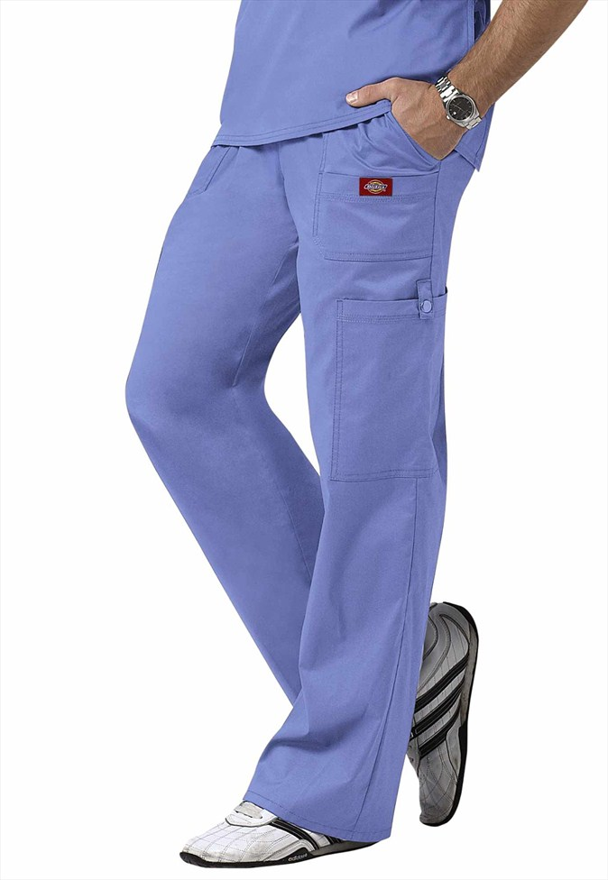 Dickies Youtility Mens Cargo Scrub Pants
